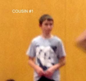 COUSIN 1
