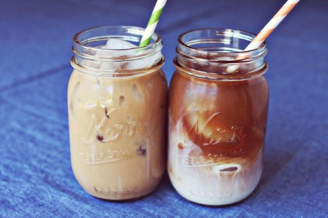 Iced Coffee Delights