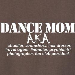 Dance Mom cafepress.com