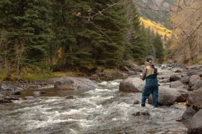 fly fishing vacation teenagers teen boys