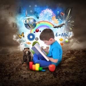 autism boy education thinking